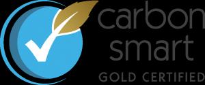 Carbon Smart -GOLD Logo
